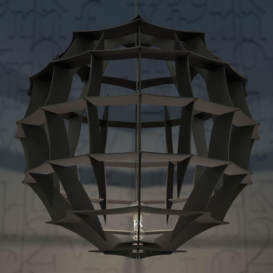 NET-100, Lampada a sospensione in forex