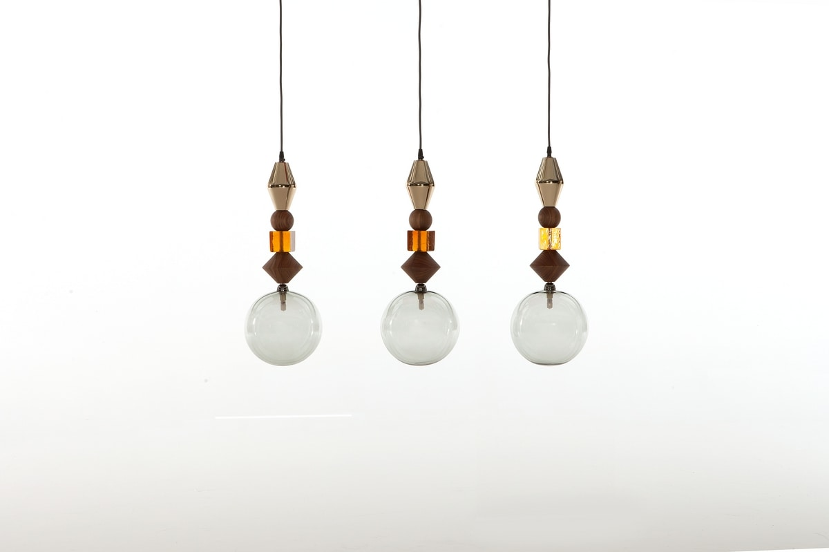 PANDORA LIGHT, Lampada pende dal soffitto