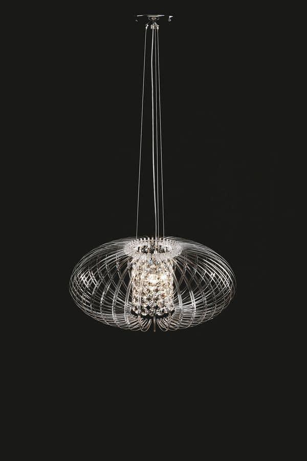 lampade e lampadari : Lampade E Lampadari A Sospensione In Tre Stili Diversi Cose Di Casa