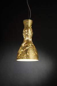 SCHERZO � 25, Lampada a sospensione in vetro soffiato