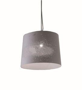Sky SE620B SE621B, Lampade a sospensione in metallo forato