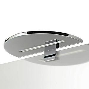 L8063, Lampada semicircolare in metallo