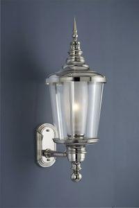 Art. 4089-01-00, Lanterna con diffusore conico in vetro