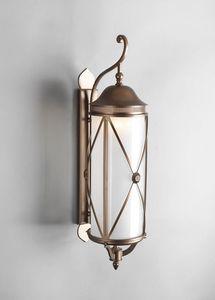 HILLS GL3016WA-3, Lanterna in ottone a parete