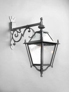 LUNGARNO GL3007AR-1dw, Lanterna in ferro per esterni