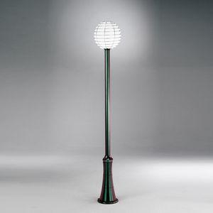 Sfera Ep361-225, Lampione con diffusore a sfera