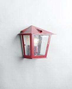 TOSCANA GL3029WA-1, Lanterna aderente al muro, in ferro