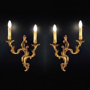 Art. 300, Lampada applique classica di lusso