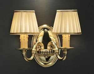 Plafoniere Da Parete Classiche : Lampade da parete e applique per spa idfdesign