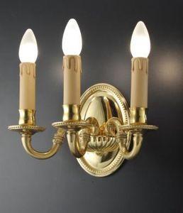 Art. 530/A3, Applique classica con luci a forma di candela