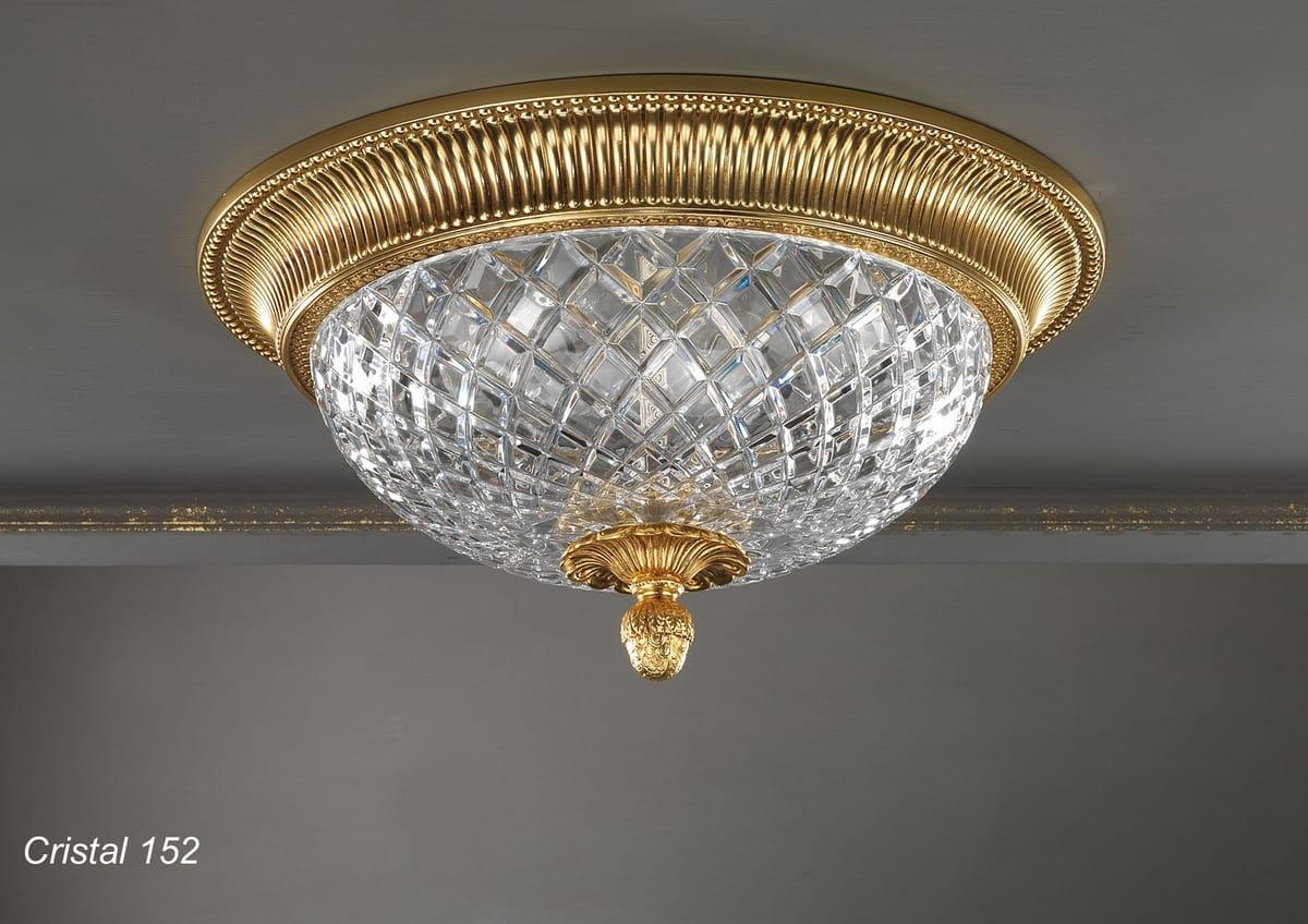 Plafoniere Design : Elegante plafoniera dal design classico idfdesign