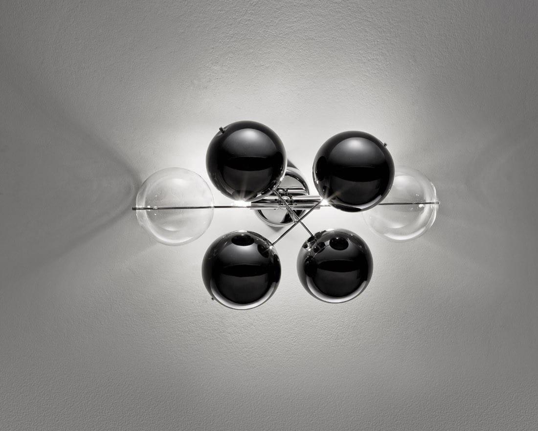Plafoniere Con Doppia Accensione : Lampada da parete con dimmer idfdesign