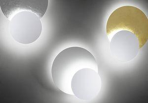 Black & White, Lampada d aparete, con dischi orientabili