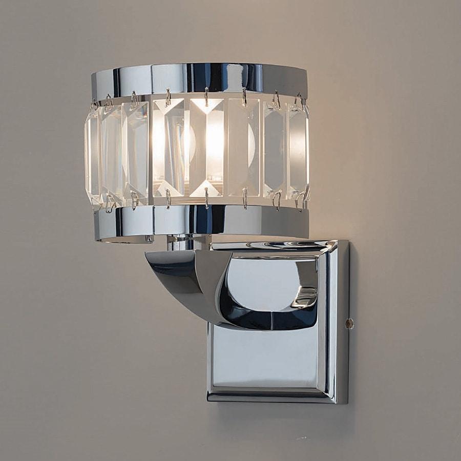 L3223, Applique con pendenti in cristallo