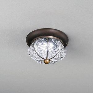 Raggio Mc378-010, Plafoniera  in cristallo a forma di corona