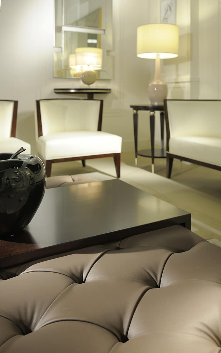 Lampada da tavolo con forme geometriche originali idfdesign - Lampade da tavolo classiche ...