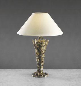 Art. 3021-01-00, Lampada da tavolo con base in ferro