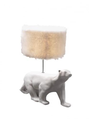 Art. LB323, Lampada da tavolo a forma d'orso