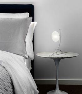 DOLCE H 40, Lampada da tavola di design, per comodini e scrivanie