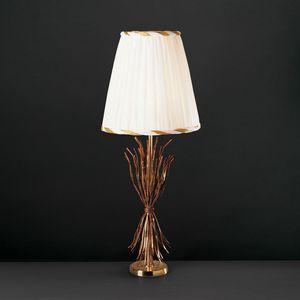 FETTUCCE HL1032TA-1, Lampada da tavolo in ferro forgiato