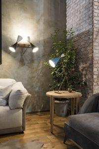 Flipper lampada da tavolo, Lampada da tavolo dallo stile vintage