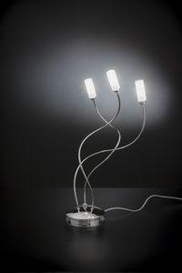 FREE SPIRIT T, Lampada da tavolo con luci orientabili