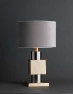 JACKIE HL1086TA-1, Lampada da tavola in ottone