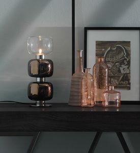 RETRO' TABLE LAMP, Lampada da tavolo, ispirata alla tradizione