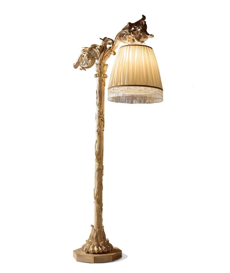 Lampade da salotto classiche una collezione di idee per for Disegni di lusso di una storia a casa