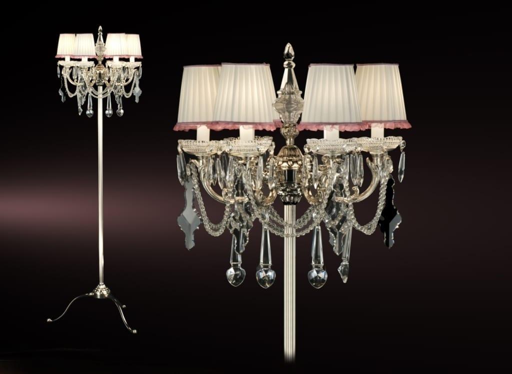 Lampade Cristallo Di Boemia : Lampadari con gocce incantevole lampadario con gocce di cristallo