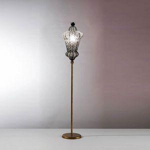 Baba Mp105-180, Piantana in vetro soffiato, dal design mediorientale