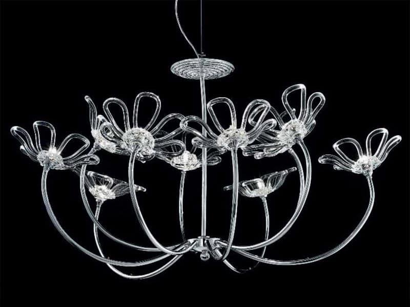 Illuminazione, Lampadari, Lampadario Case - Daisy lampadario by ...