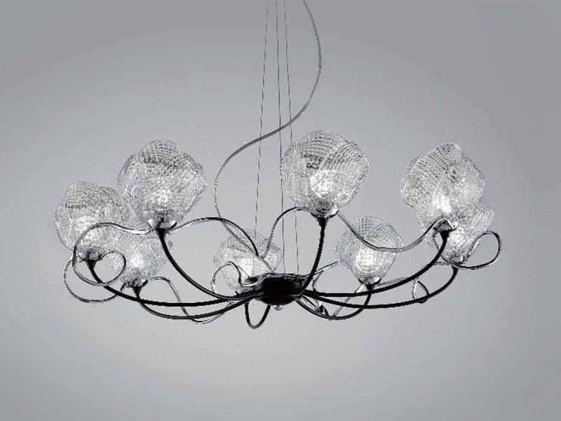 attacchi per lampadari : Prodotti Illuminazione Lampade a sospensione e lampadari Classiche