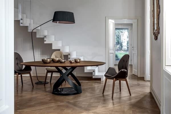 Fontana arte lampada tavolo