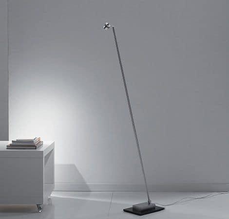 Tecno lampada da terra piantana per ufficio lampada da for Lampada ufficio design