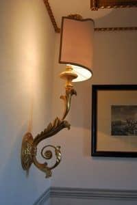 LAMPADA A MURO ART. LM 0019, Lampada classica da muro per ristoranti di lusso