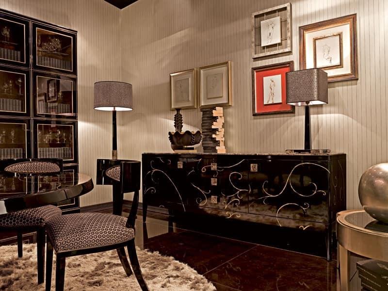 Luxury cubica lampada lampada vetro hotel idfdesign for Salotti e sale da pranzo