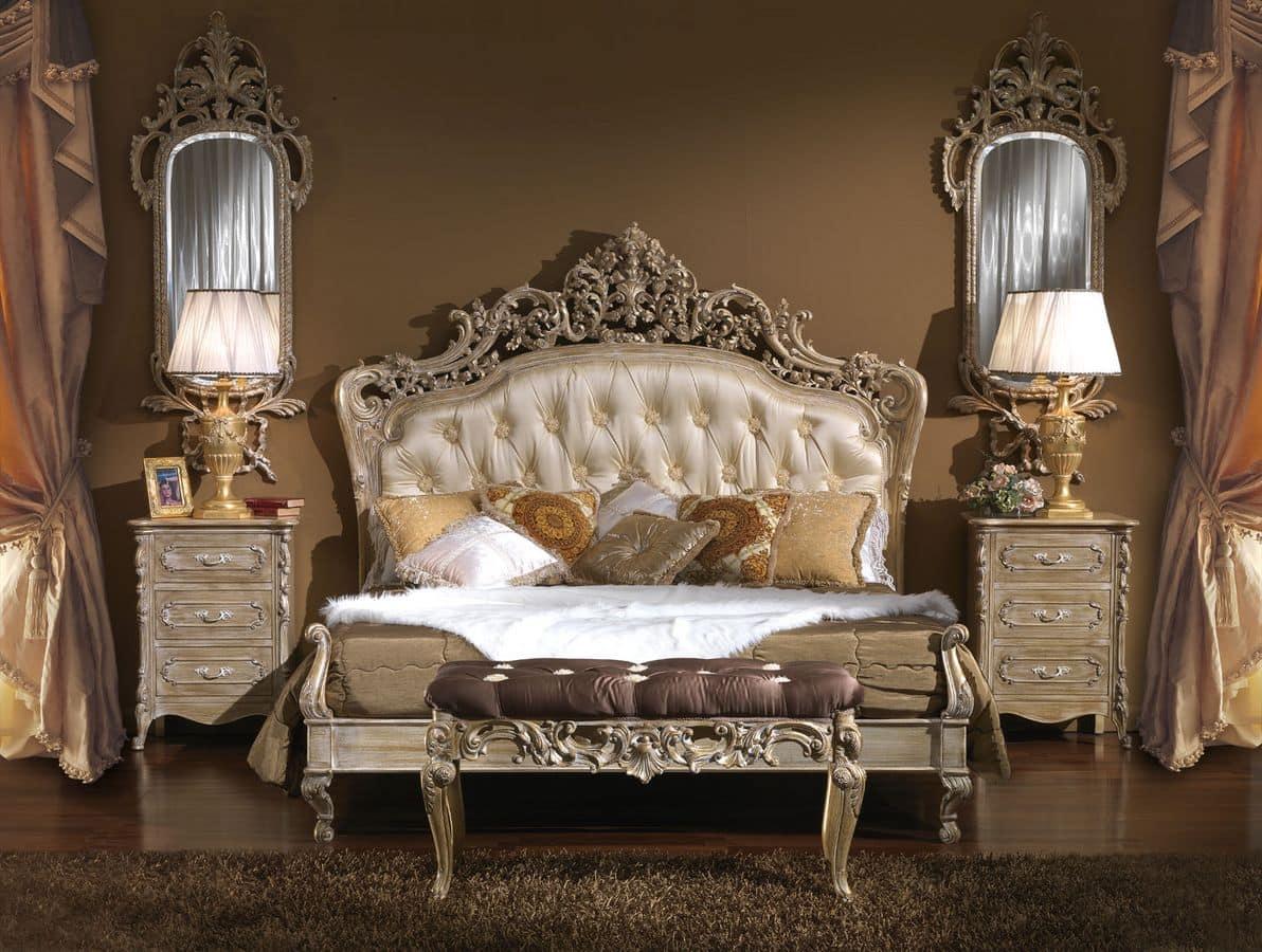 Prezzi offerte letto stile barocco - Camere da letto stile antico ...