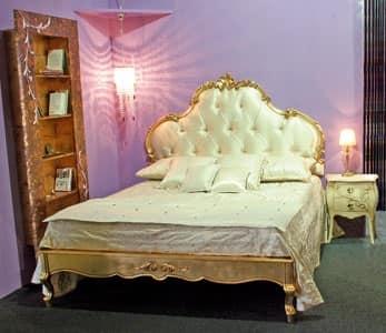 Immagine di Art. 1600 Jasmine, letti classici di lusso