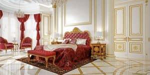 Immagine di Art. 518, letto barocco