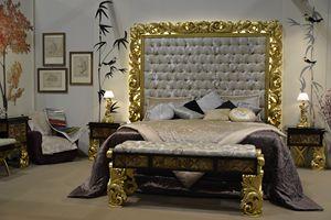 Art. NC001, Camera da letto completa, stile classico