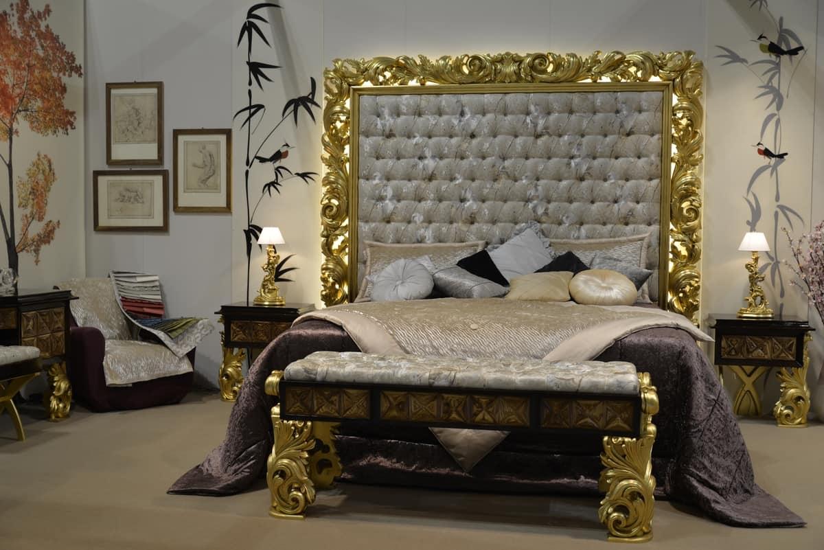Camera da letto completa stile classico idfdesign - Camera da letto stile classico ...