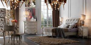 Fru-Fru, Camera classica con decori artigianali