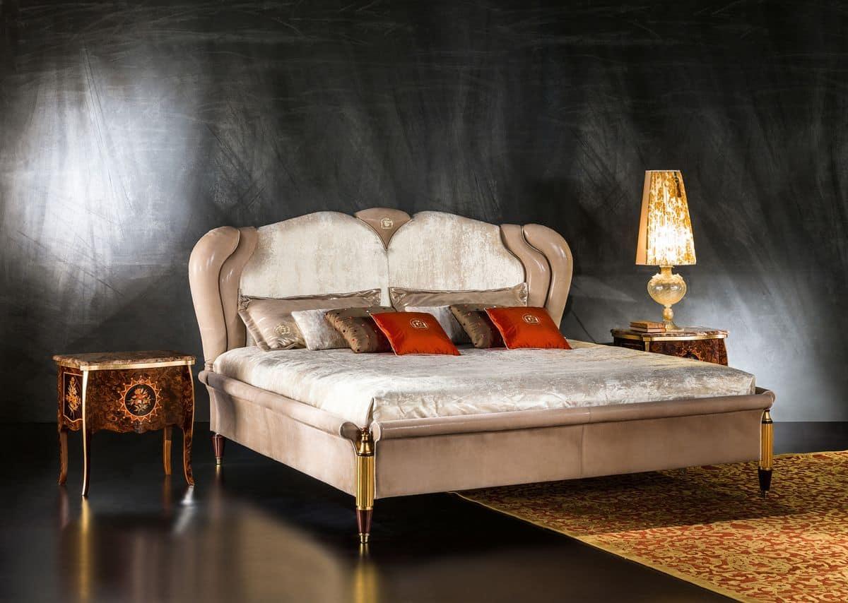 Letti Classici Di Lusso : Letti di lusso imbottiti design casa creativa e mobili ispiratori