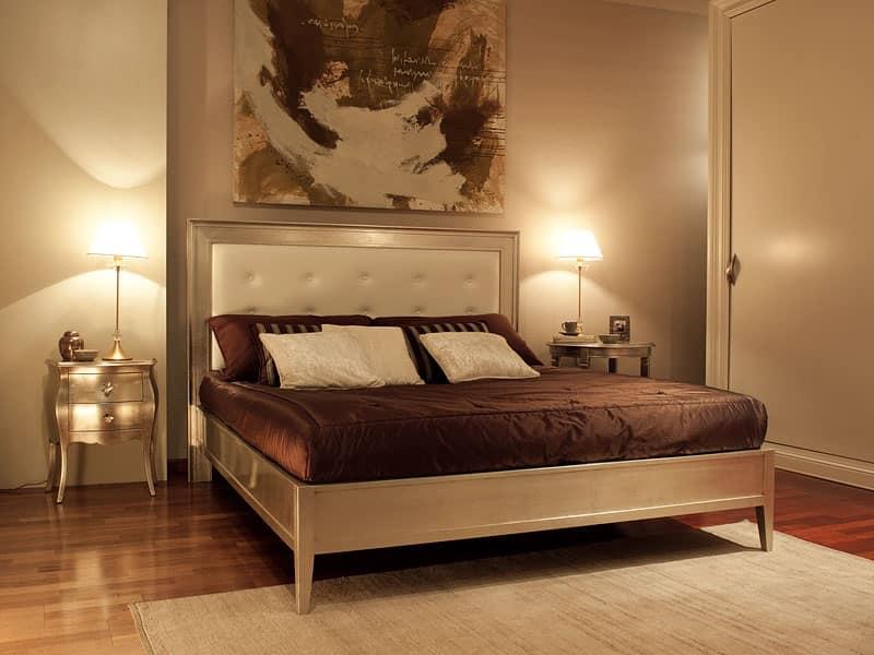 Letto Dream con giroletto, Letti sontuosamente decorati Camere alberghi