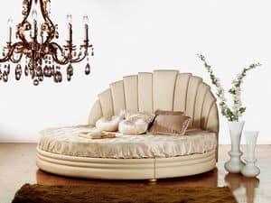 Miro Tondo, Letti in legno verniciato Camere classiche