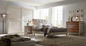 Senza Tempo letto, Letto per camere in stile classico