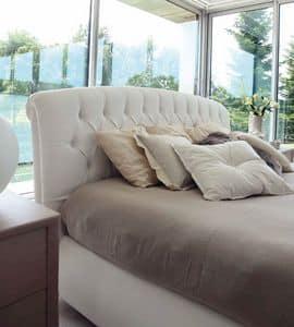 Sloop letto, Letto matrimoniale per camere in stile classico contemporaneo