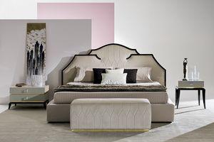 Ariel AR231, Letto imbottito per prestigiose camere da letto