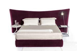 Janis, Imponente e lussuoso letto imbottito